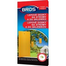 BROS - lepové desky do skleníku 10 ks