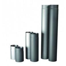 Roura kouřová silnostěnná 130mm / 1000mm / 1,5mm