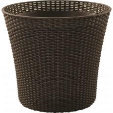 KETER Květináč Conic Planter 56,5 L - Brown
