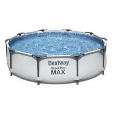 Bazén Steel Pro Max 3,05 x 0,76 m s kartušovou filtrací - 56408
