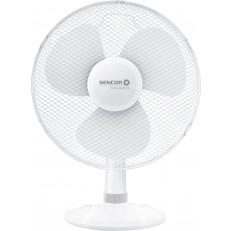 Stolní ventilátor SENCOR SFE 4037WH - bílý