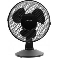 Stolní ventilátor SENCOR SFE 2311BK - černý