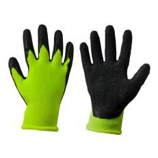Dětské latexové ochranné rukavice Bradas LEMON, vel. 6