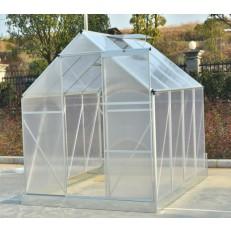 Zahradní skleník VespaGarden 250 x 190 cm + základna ZDARMA