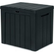 Zahradní úložný box KETER Urban Storage 113L - šedý