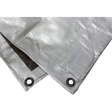 Krycí plachta 2x4 m - 200 gramů