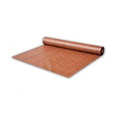 Tkaná mulčovací textilie Bradas hnědá 70 gr - 1,1x100m