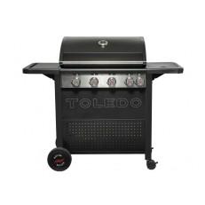 Activa plynový gril Toledo 500 12,8 kW + 3,2 kW - NOVINKA