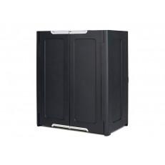 Keter skříň MAGIX GRAPHITE - skládací úložný box