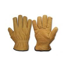 Ochranné kožené rukavice Bradas Cork termo- vel. 10,5