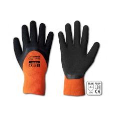 Ochranné pracovní rukavice Bradas POWER FULL latex- vel. 10