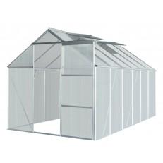 Zahradní skleník 370x190 cm