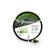 Zahradní zavlažovací hadice AQUA DROP FLAT 1/2 - 7,5m