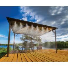 Mlhovač BRADAS - osvěžovací set/ vodní mlha 15m