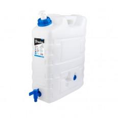 Plastový kanystr na vodu 20L s dávkovačem mýdla