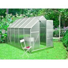 Zahradní skleník VespaGarden 6 m2 + základna ZDARMA
