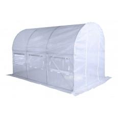 Zahradní fóliovník bílý 2x3,5m HomeGarden