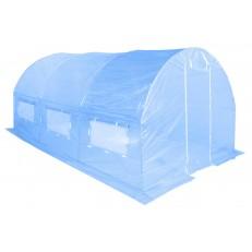 Zahradní fóliovník 3x4,5m Home&Garden - 13,5m2 modrý