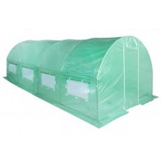 Zahradní fóliovník zelený HomeGarden 3x6m
