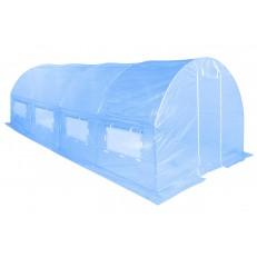Zahradní fóliovník HomeGarden 3x6m modrý