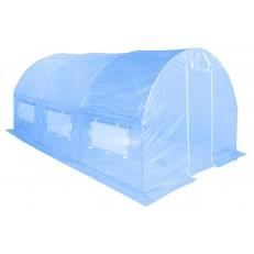Zahradní fóliovník 2,5x4m modrý - 10m2