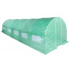Zahradní fóliovník zelený 2,5x8m HomeGarden