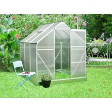 Zahradní skleník VespaGarden 190 x 190 cm + základna ZDARMA