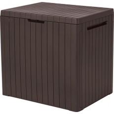 Keter City Storage - zahradní úložný box 113 L