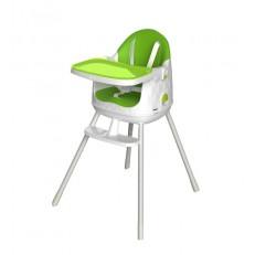 Dětská rostoucí jídelní židlička KETER Multidine - Green