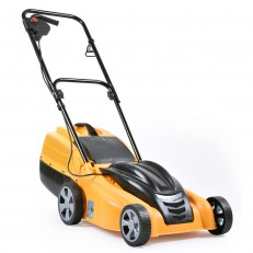 Riwall PRO REM 3813i - travní sekačka s indukčním motorem 2v1