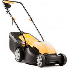 Riwall PRO REM 3615 - travní sekačka s elektrickým motorem 2v1