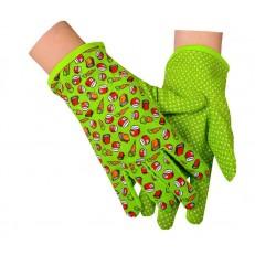 Dětské pracovní rukavice GR0047 Green