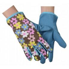 Dětské pracovní rukavice GR0047 Blue