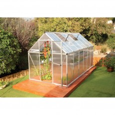 Palram multiline 6x12 polykarbonátový skleník