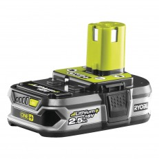 Ryobi RB18L25 18 V lithium iontová baterie 2,5 Ah ONE+