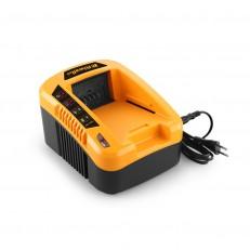 Riwall PRO RAC 240 nabíječka 40 V (pomalá)