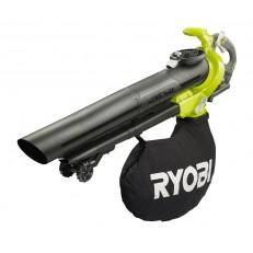 Ryobi RBV36B aku 36V bezuhlíkový vysavač / foukač