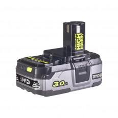Ryobi RB18L30 18 V lithium iontová HIGH ENERGY baterie 3 Ah ONE+