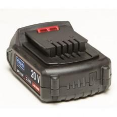Scheppach ABP2.0-20Li 20 V lithium iontová baterie 2 Ah