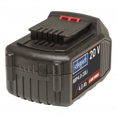 Scheppach ABP4.0-20Li 20 V lithium iontová baterie 4 Ah
