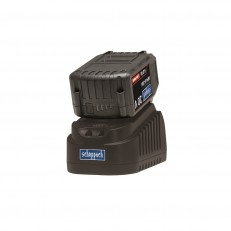 Scheppach ABP4.0-20Li KIT B 20 V set nabíječky 4 A a baterie 4 Ah