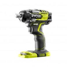 Ryobi R18IW7-0 aku bezuhlíkový rázový utahovák ONE+