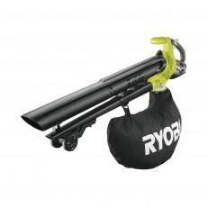 Ryobi OBV18 aku 18V bezuhlíkový foukač/vysavač ONE+