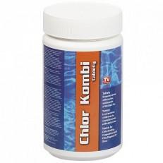 Bazénové chlor kombi tablety 1 kg