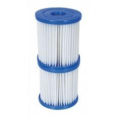 58094 filtrační kartuše II 2006-3028 l/hod (2ks)